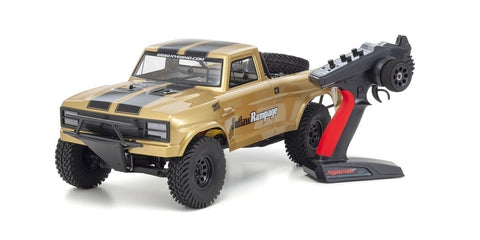KYOSHO OUTLAW RAMPAGE PRO 1:10 RC RTR GULD