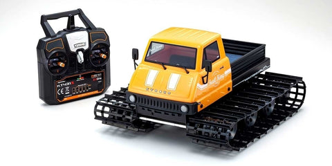 KYOSHO TRAIL KING 1:12 RTR BELT VEHICLE - GUL