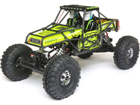 Losi Night Crawler SE 4WD 1/10 RTR (Gul)