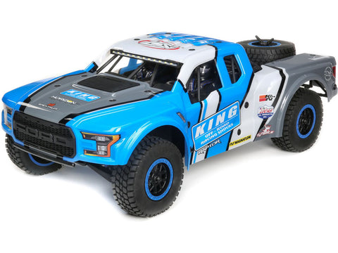 Losi Ford Raptor Baja Rey 4WD 1/10 RTR (King Shocks)