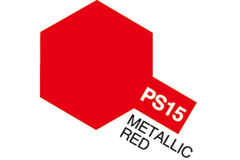 PS-15 Metallic Rød