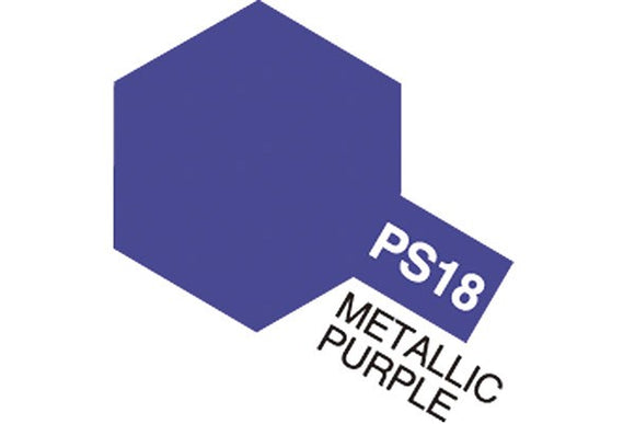 PS-18 Metallic Lilla