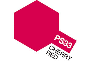 PS-33 Cherry Rød