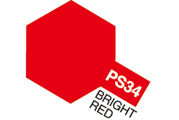 PS-34 Bright Rød