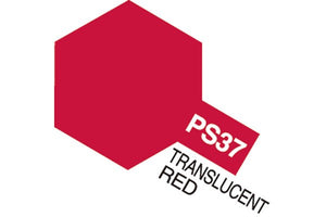 PS-37 Translucent Rød