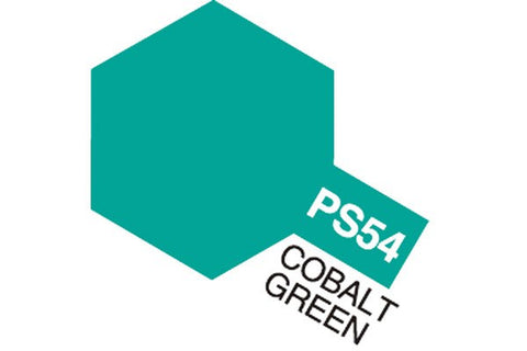 PS-54 COBALT GREEN
