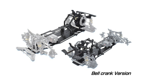 Reve D MC-1 (Bell Crank Spec) Conversion Kit for Yokomo YD-2 series