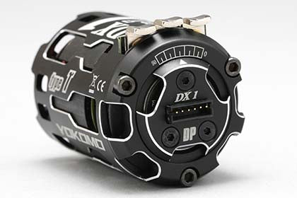 Yokomo Racing Performer DX1 Type-T (High Torque type) Motor 10.5T