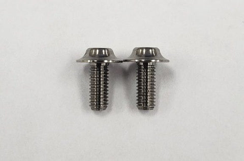 Reve D Super Precision Machine Cut Titanium Motor Screw (2pcs)