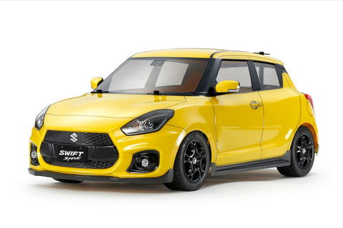 SUZUKI SWIFT SPORT (M-05) Tamiya
