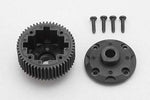 Yokomo YD-2 Gear Differential Case Inklusiv Skruer