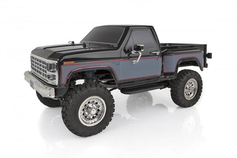 Associated CR12 Ford F-150 Pick-Up 1/12 RTR Black