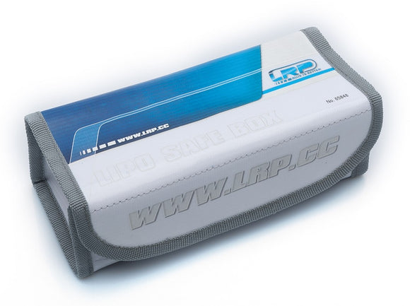 LRP LiPo Safe Box (Large - 18 x 8 x 6 cm)