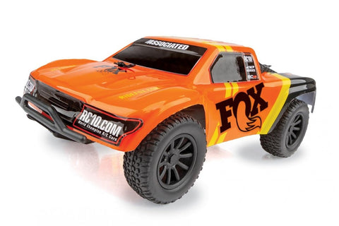Associated SC28 FOX Factory Truck 1/28 RTR