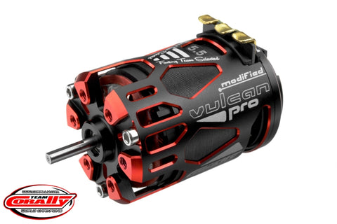 Corally Vulcan Pro Modified Sensored Competition Brushless Motor (Flere varianter)