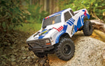 Associated Element Enduro24 Crawler Sendero Trail Truck 1/24 RTR (Red&Blue)