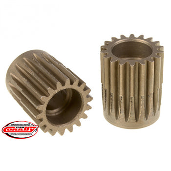 CORALLY 48 DP PINION SHORT HARDENED STEEL 18 TEETH 5mm