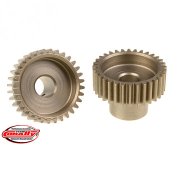CORALLY 48 DP PINION SHORT HARDENED STEEL 32 TEETH 5mm
