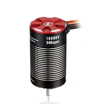 HOBBYWING QUICRUN FUSION 1800KV SENSORED BRUSHLESS 2-IN-1 (INCLUDES FREE LED PROGRAM BOX)