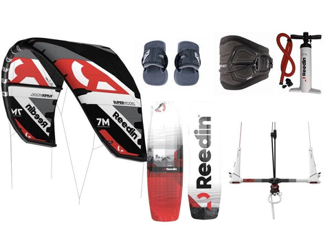 REEDIN SUPER E 2020 KITEBOARD