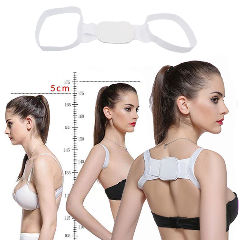 Back Belt Back Brace Support Shoulder Belt Corrector Rectify Straighten