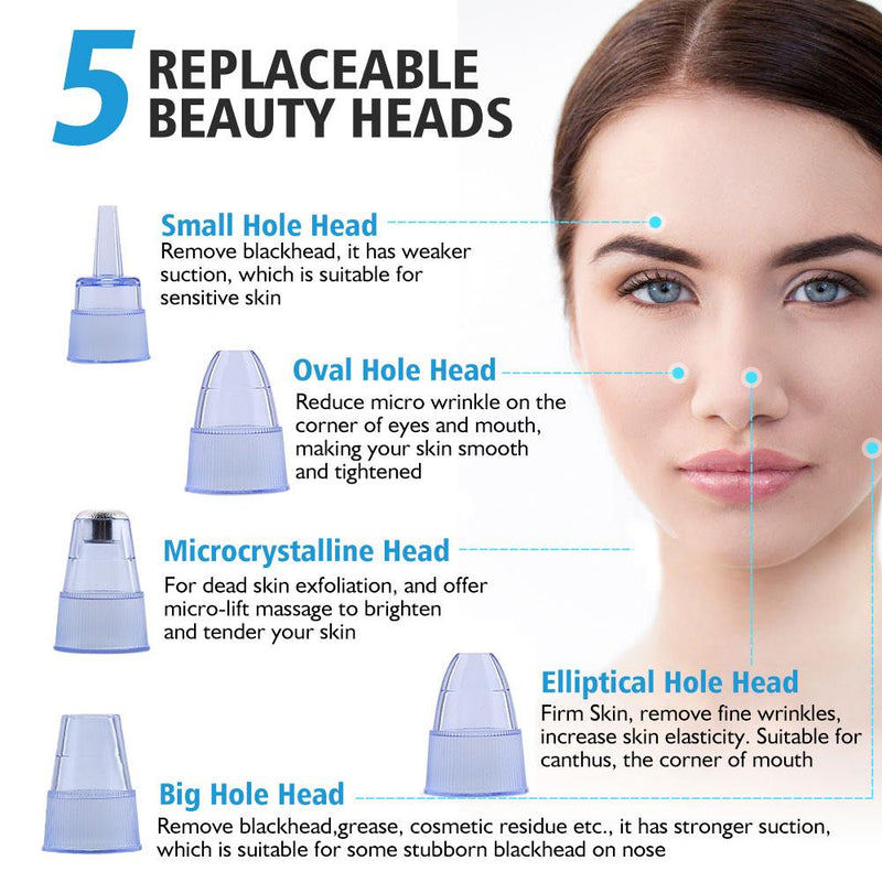 Blackhead Remover Pore Vacuum Pro - Beaut-Fit.com