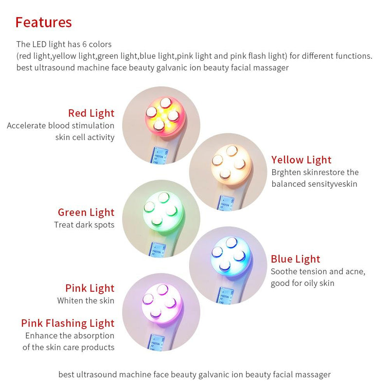 LED Skin Purity Wand - Beaut-Fit.com