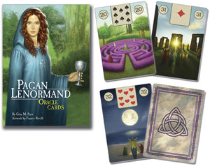 Pagan Lenormand Oracle Deck