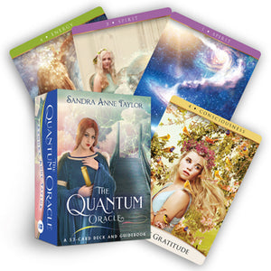 Quantum Oracle Deck