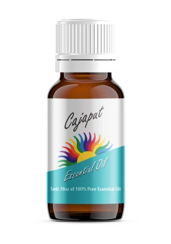 Cajaput Essential Oil, 100% Pure
