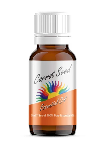 Carrot Seed Essential Oil, 100% Pure