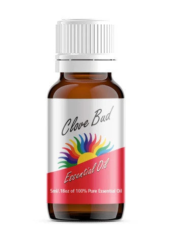 Clove Bud Essential Oil, 100% Pure