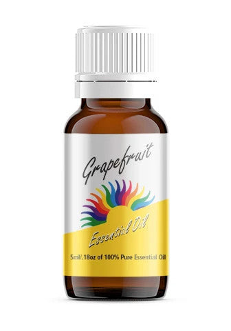 Grapefruit Essential Oil, 100% Pure