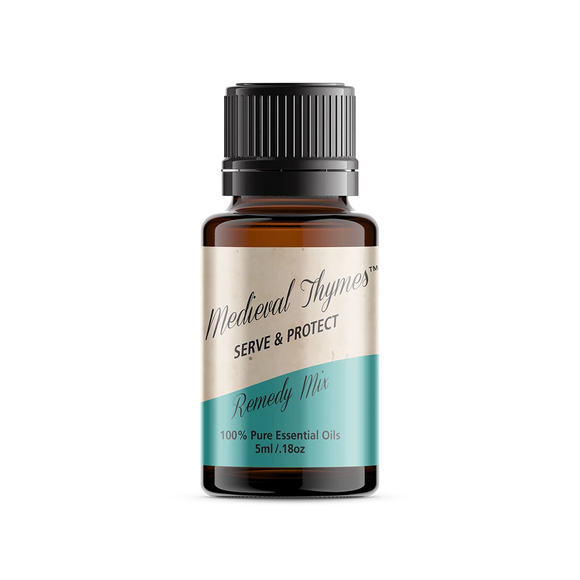 Medieval Thymes 5ml Remedy Mix