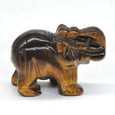 Tiger Eye Elephant