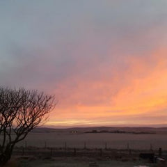 A frosty morning in Orkney provides inspiration
