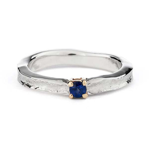 Thumbelina birthstone ring up for auction