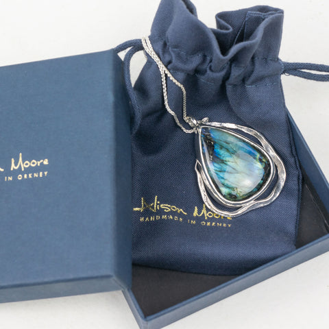 Recyclable jewellery packaging