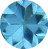 December - Swiss Blue Topaz