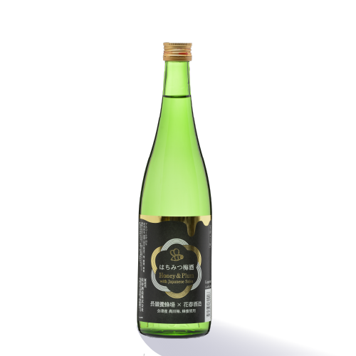 Honey plum wine 720ml