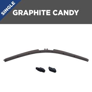 "20"" CLIX INK Graphite Candy Wiper Blade"