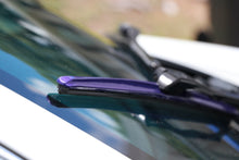 "Load image into Gallery viewer, CLIX Purple Candy Precison Fit Click-on Wiper Blades - 20"" 18"""