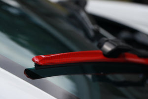 "CLIX Red Carbon Precison Fit Click-on Wiper Blades - 24"" 24"""