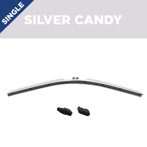 "20"" CLIX INK Silver Candy Wiper Blade"