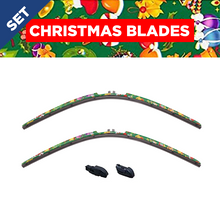 "Load image into Gallery viewer, A Christmas Wiper Blade - 26"" 20"