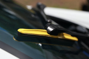 "CLIX Yellow Candy Precision Fit Click-on Wiper Blades - 18""14"""