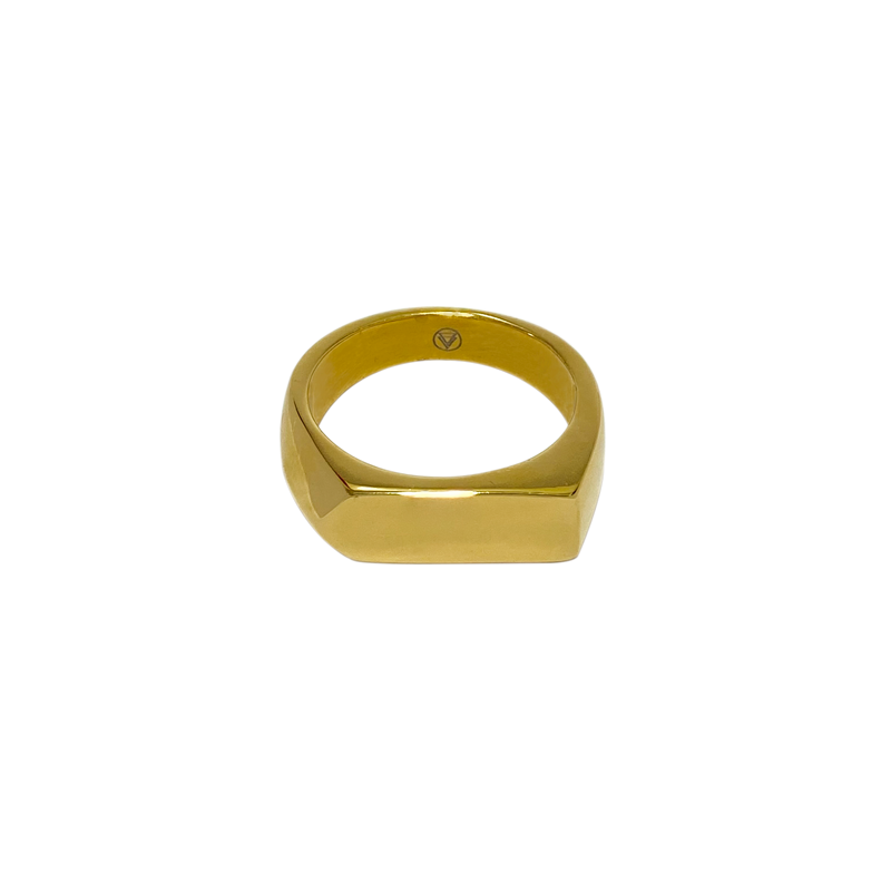 Tokyo Ring in Gold