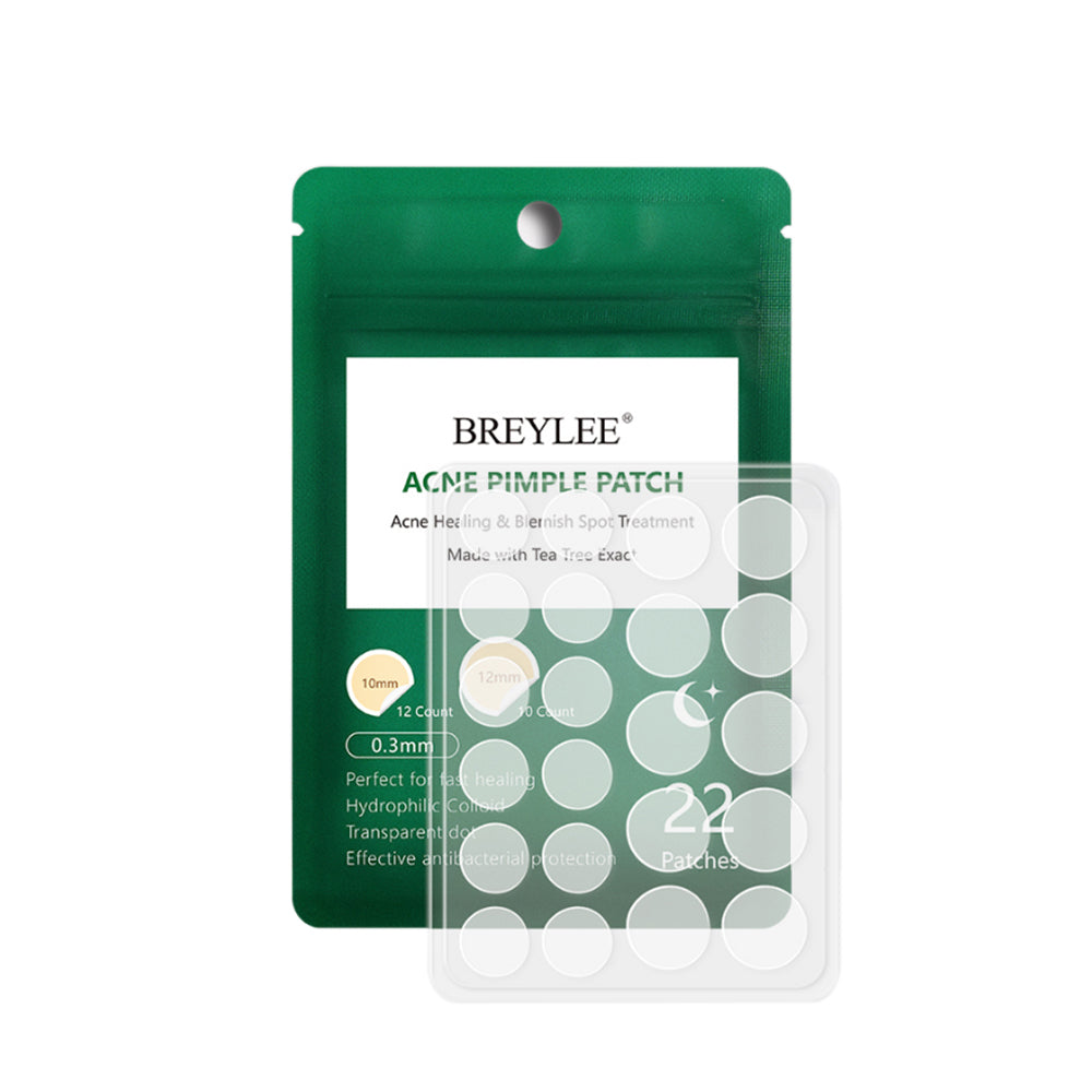 BREYLEE Invisible Acne Removal Pimple Patch