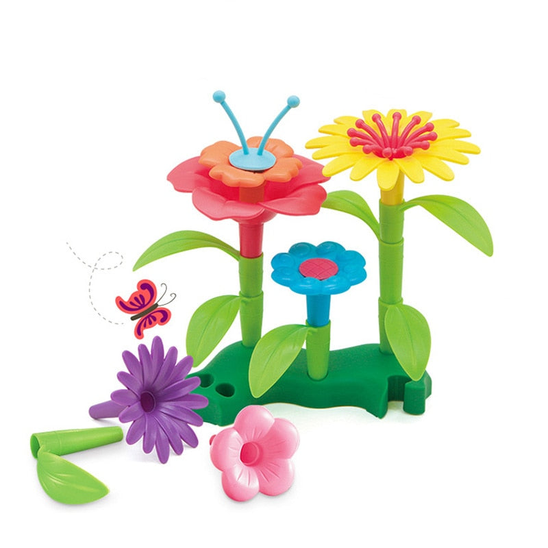 Creative Flower Garden Set For Kids (50% OFF)