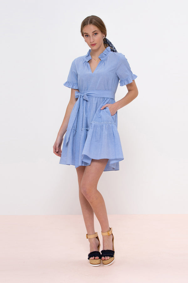 Porto Cotton Dress
